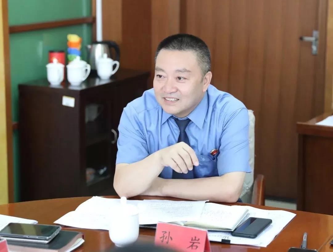 路南区人民检察院检察长孙岩首次列席同级法院审委会图片